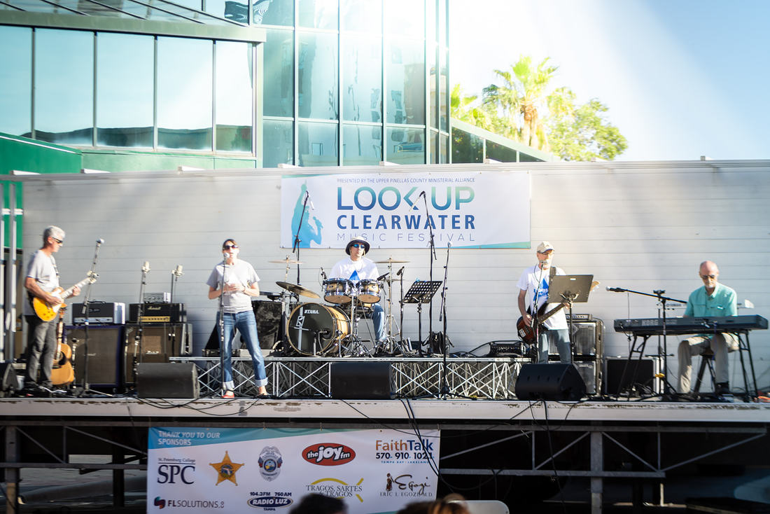 Tragos Law is a Proud Sponsor of the 2019 Look Up! Clearwater Music Festival